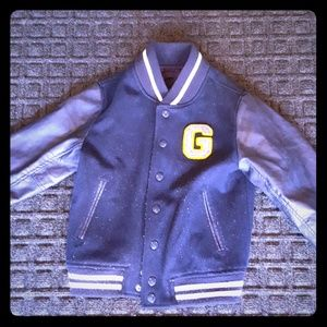 Gap Letterman Jacket